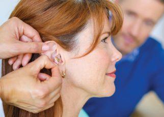 kehilangan pendengaran