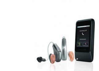 menemukan alat bantu dengar