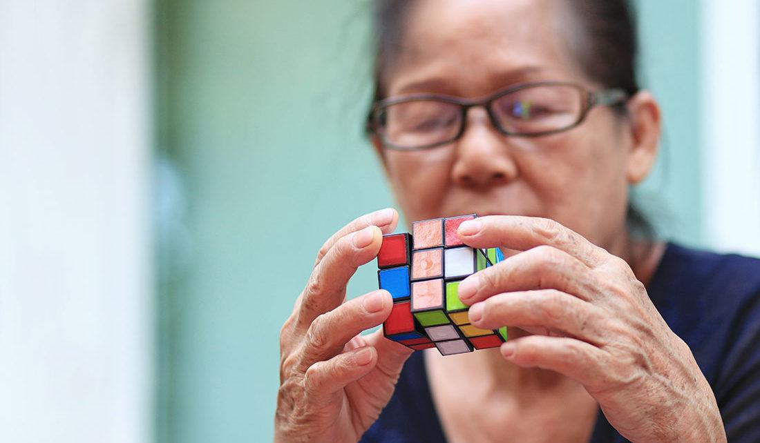 Kegiatan Untuk Lansia Pengidap Demensia