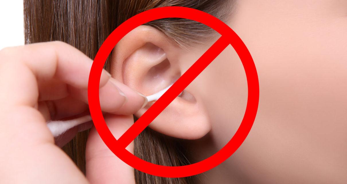 Cara Membersihkan Telinga Yang Benar Dan Aman